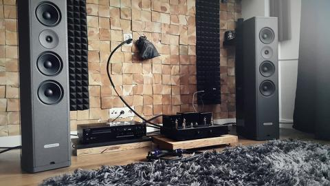 Audio Solutions Figaro S