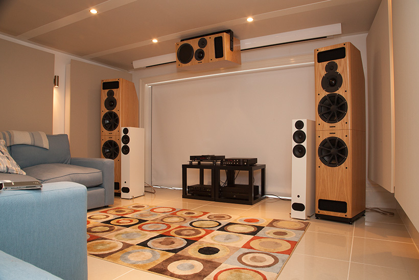 The ultimate listening room The Ear